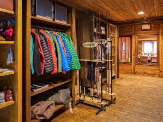 Our shop - Kau Tapen Lodge - Rio Grande Fly Fishing